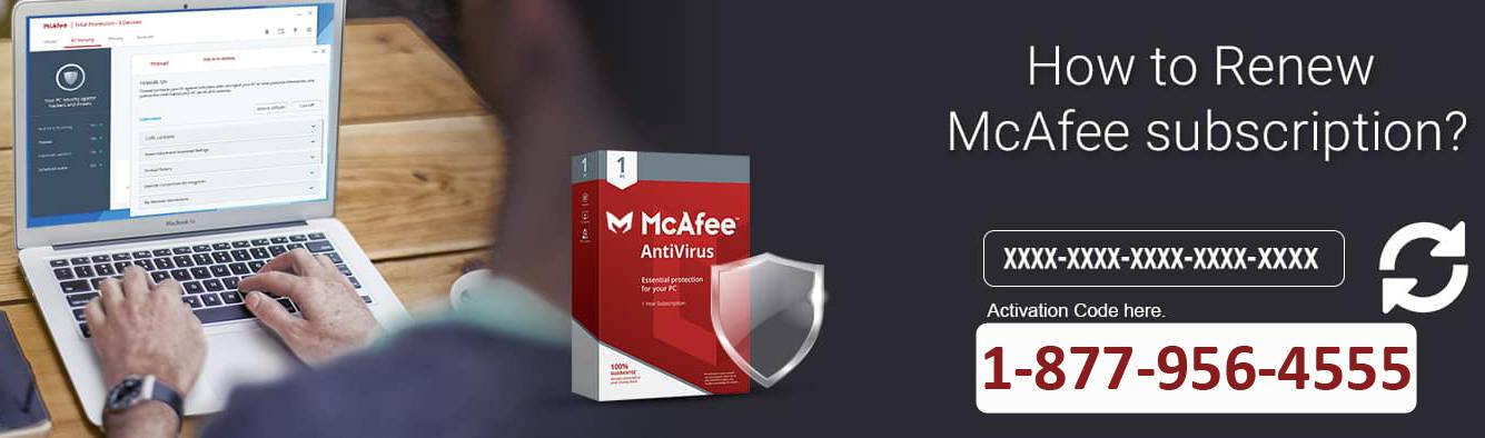 Renew McAfee Subscription