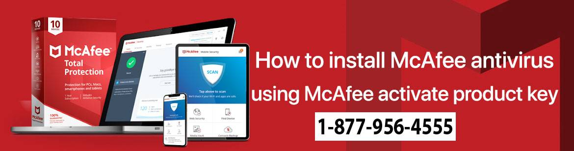 Activate McAfee Product Key