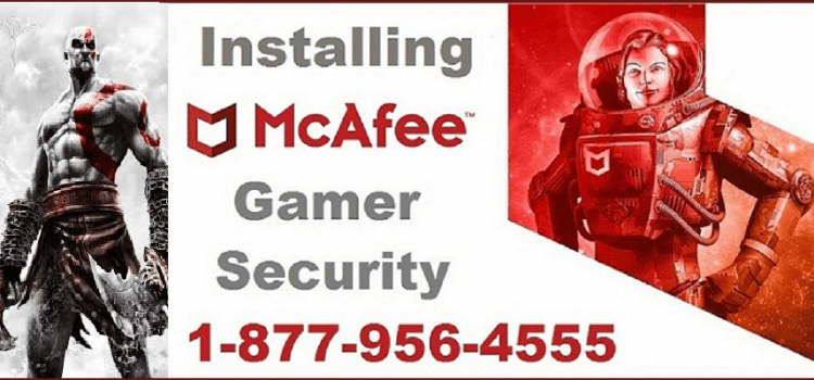 Installing McAfee Gamer Security