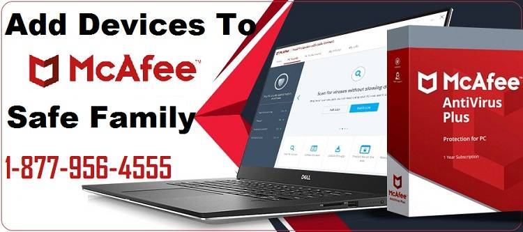Add Devices To McAfee Safe Family